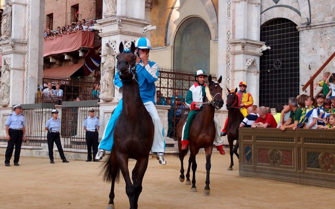 What Are the World's Most Exciting Horse Races?