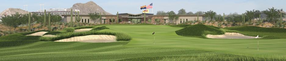ASU Golf Clubhouse