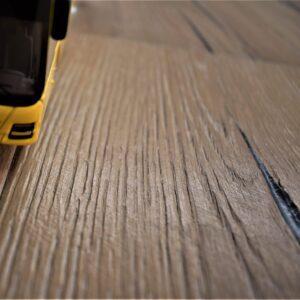 Antico Engineered handcrafted real wood oak flooring.