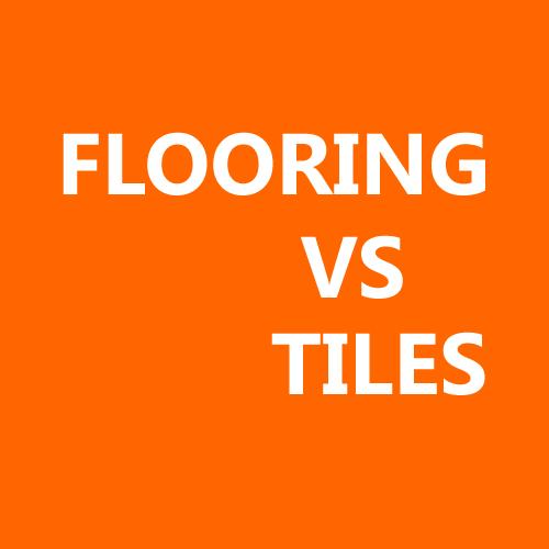 flooring vs tiles