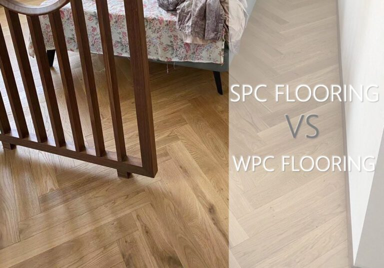 wpc and lvt flooring