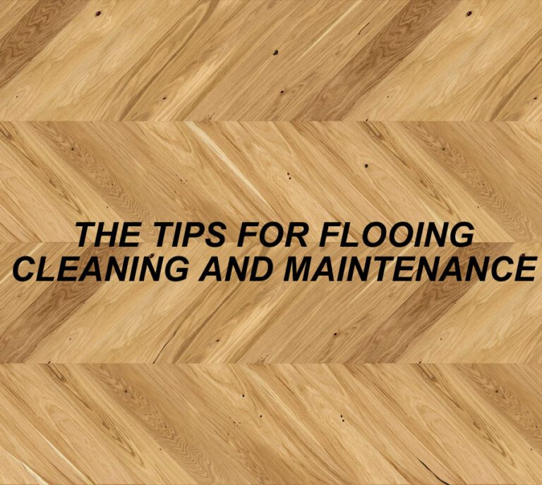 How to cleaning,maintenance and care for wood flooring,laminate floors and spc flooring