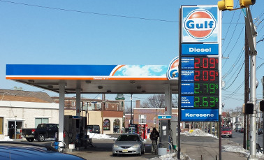 LED Fuel Price Signs
