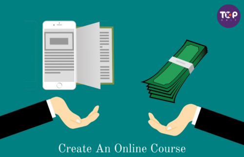 Side Hustle  Create an Online Course and Sell it