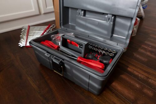 Tool Box or Tool Kits for Camper Vans