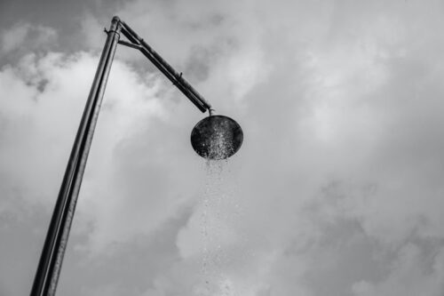 Van Life - Taking a Shower