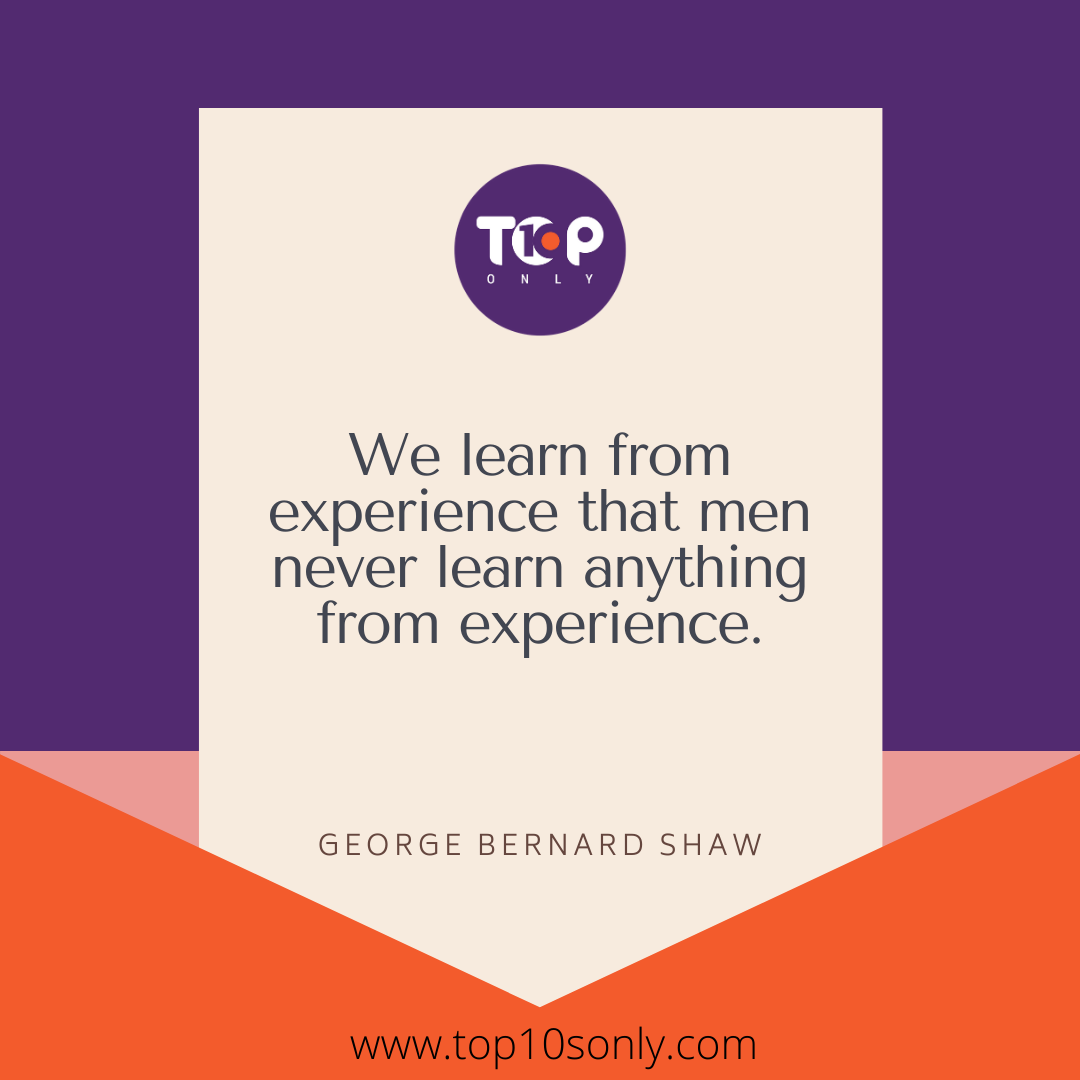Funny COVID Quotes for Friday From George Bernard Shaw