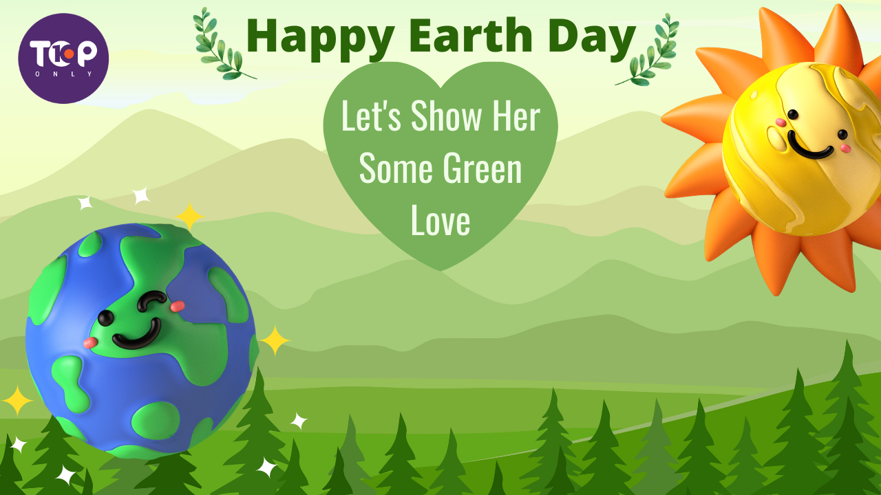 About Earth Day and Details
