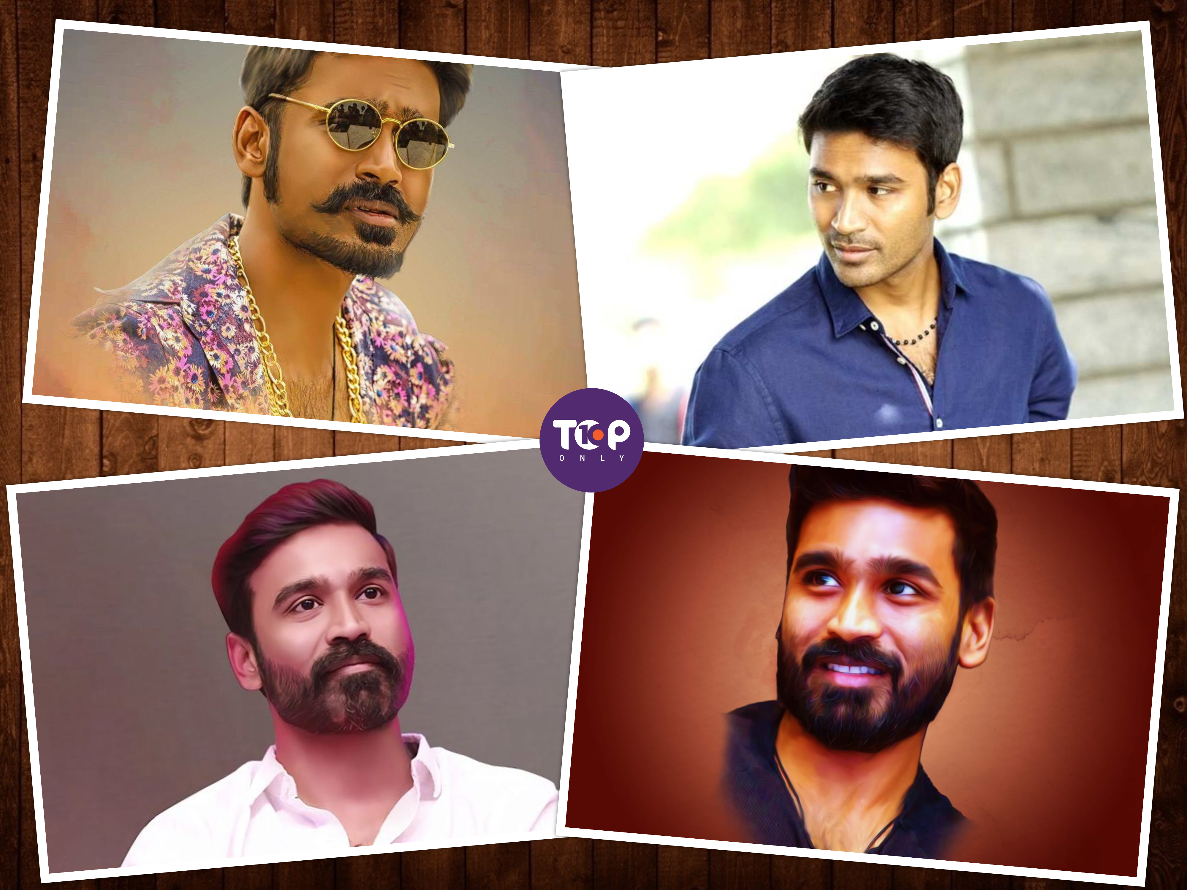 Top 10 Tamil Comedy Movies of Actor Dhanush