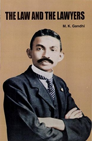 Image of the Book written by Mahatma Gandhiji - The Law and the Lawyers