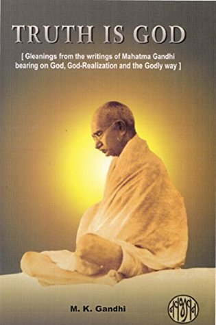 Image of the Book written by Mahatma Gandhiji - Truth is God
