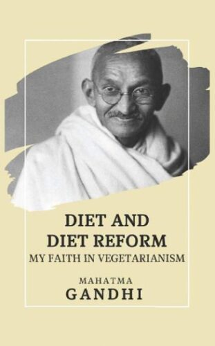 Image of the Book written by Mahatma Gandhiji - Diet and Diet Reform