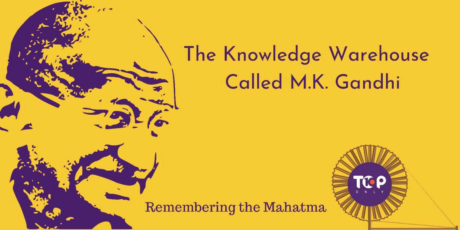 Top 10 Books Written by Gandhi