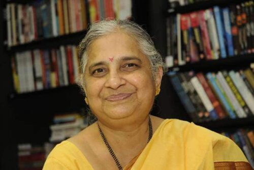 Top 10 Indian Women Authors - Sudha Murthy
