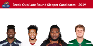 fantasy football breakout candidates 2019