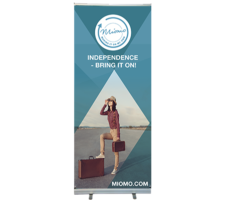 MIOMO Promo Banners