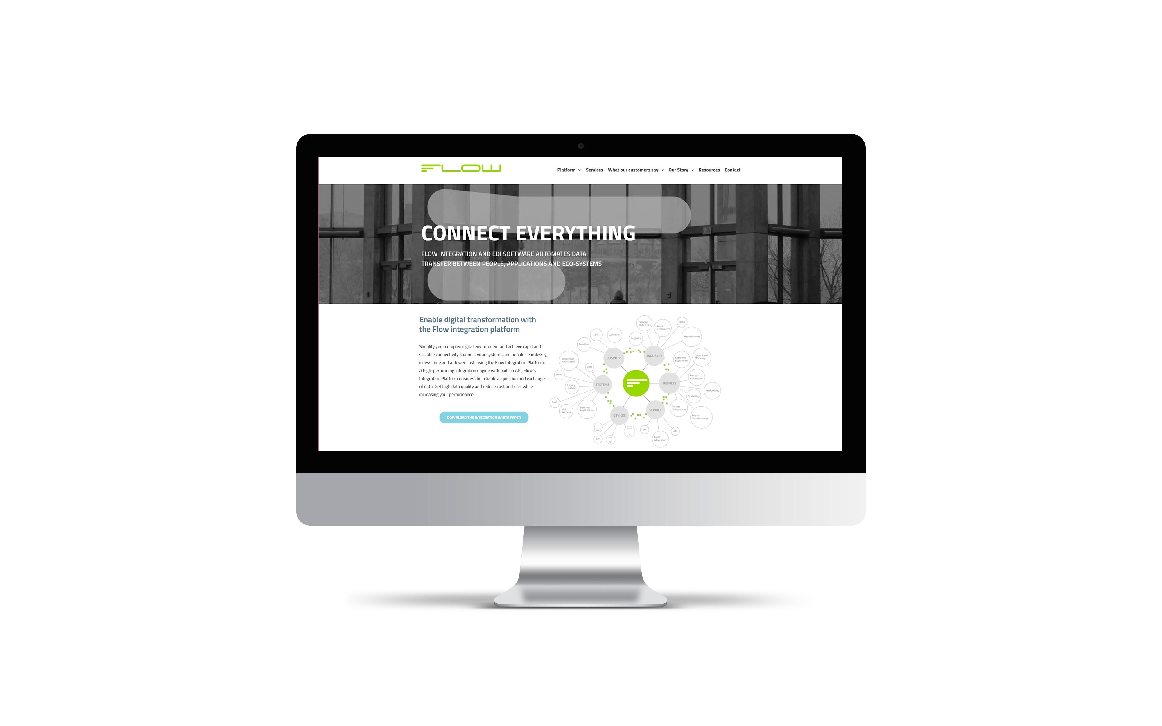 Website: Flow Software
