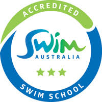 Accredited Swimaustralia Swim School