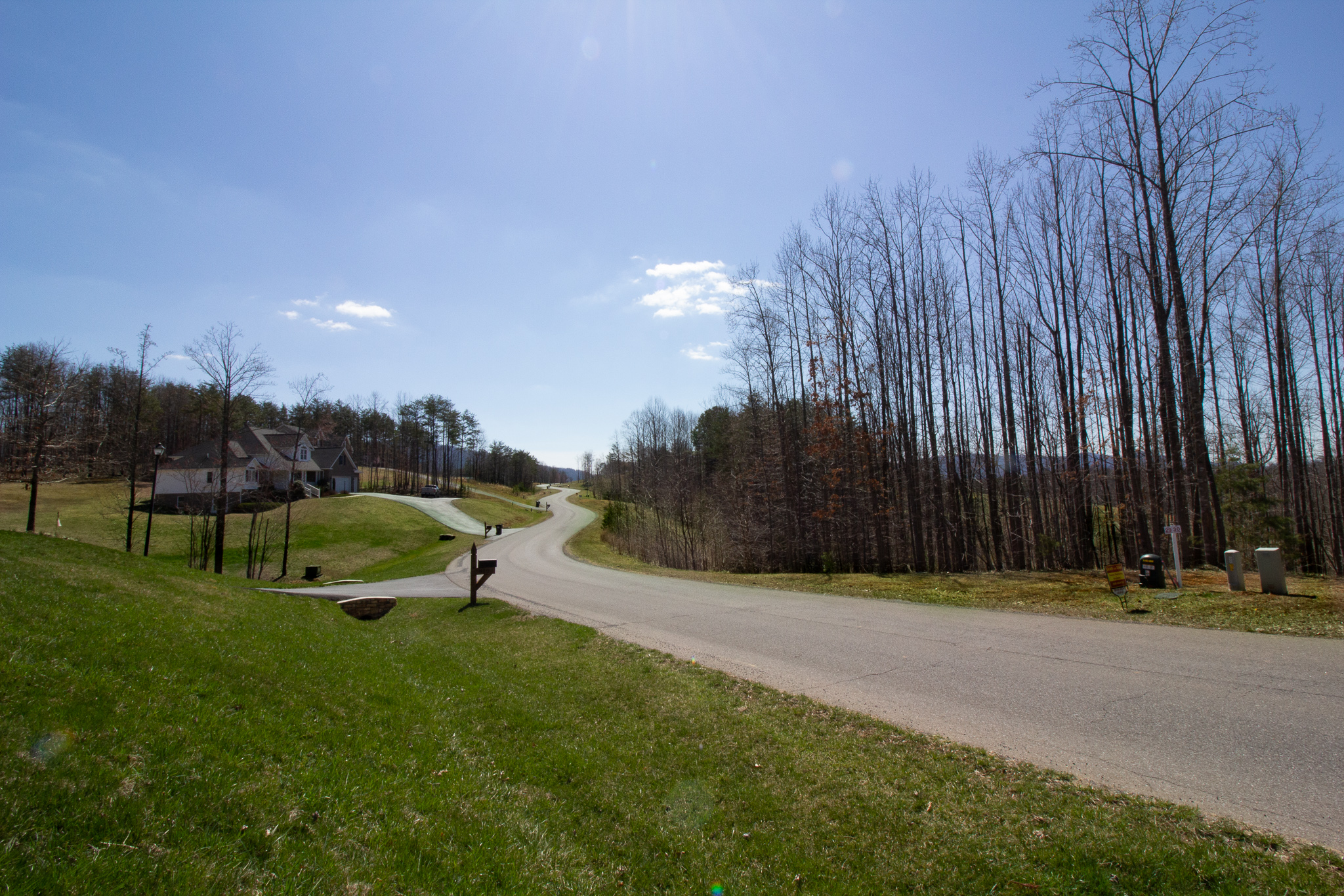Homesite in Botetourt County