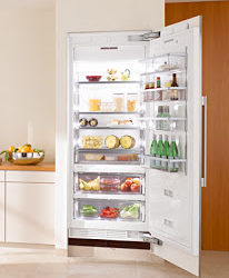 Is it time to replace your built-in refrigerator?