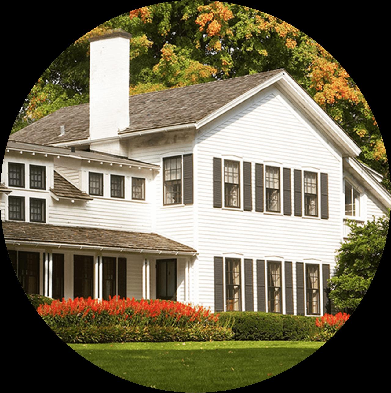 Our Iconic Farmhouse