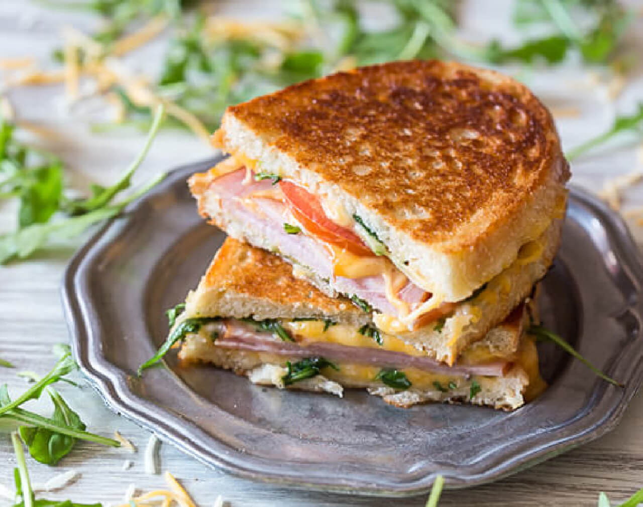 CBLT Grilled Cheese