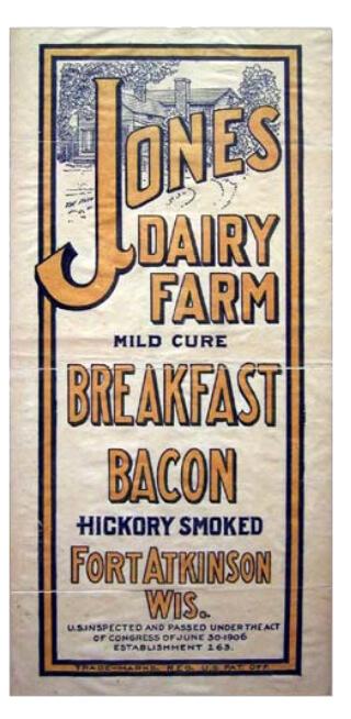Jones Dairy Farm Breakfast Bacon