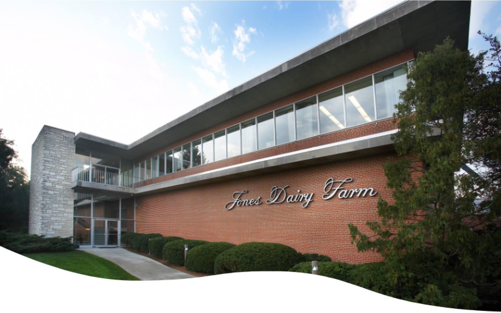 Jones Dairy Farm Office
