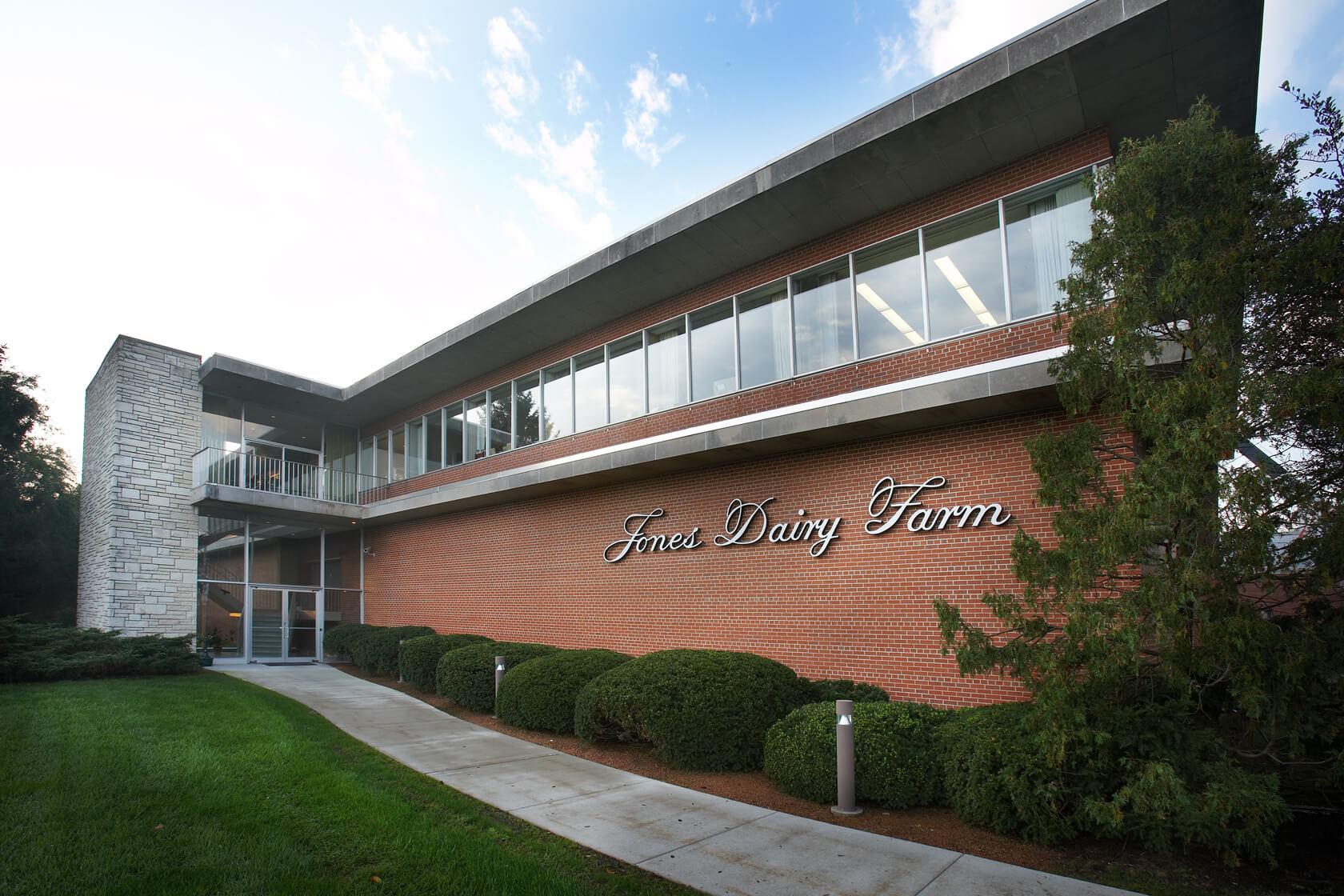 Jones-Corporate-Office