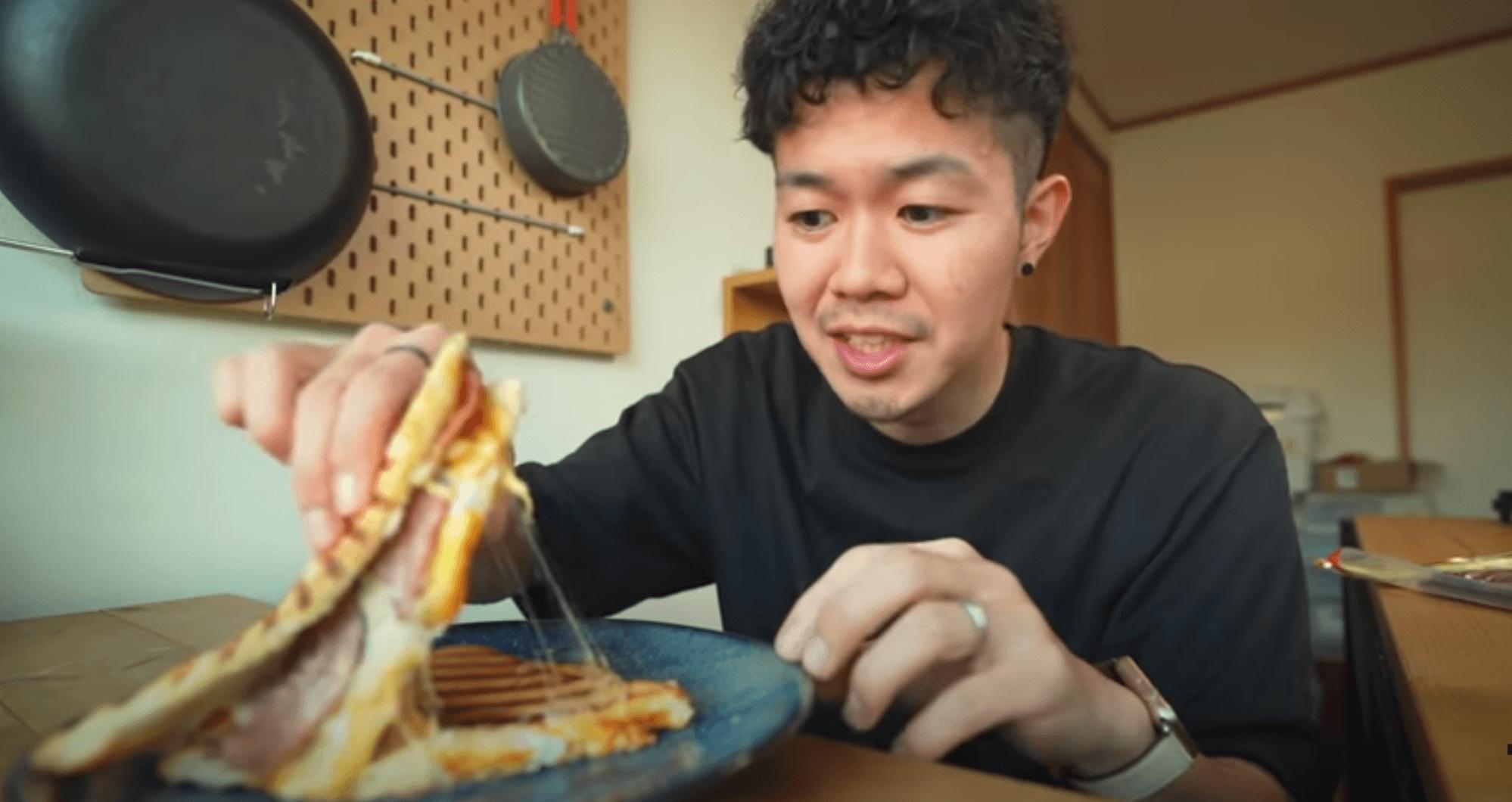 Grilled Turkey Bacon Sandwich