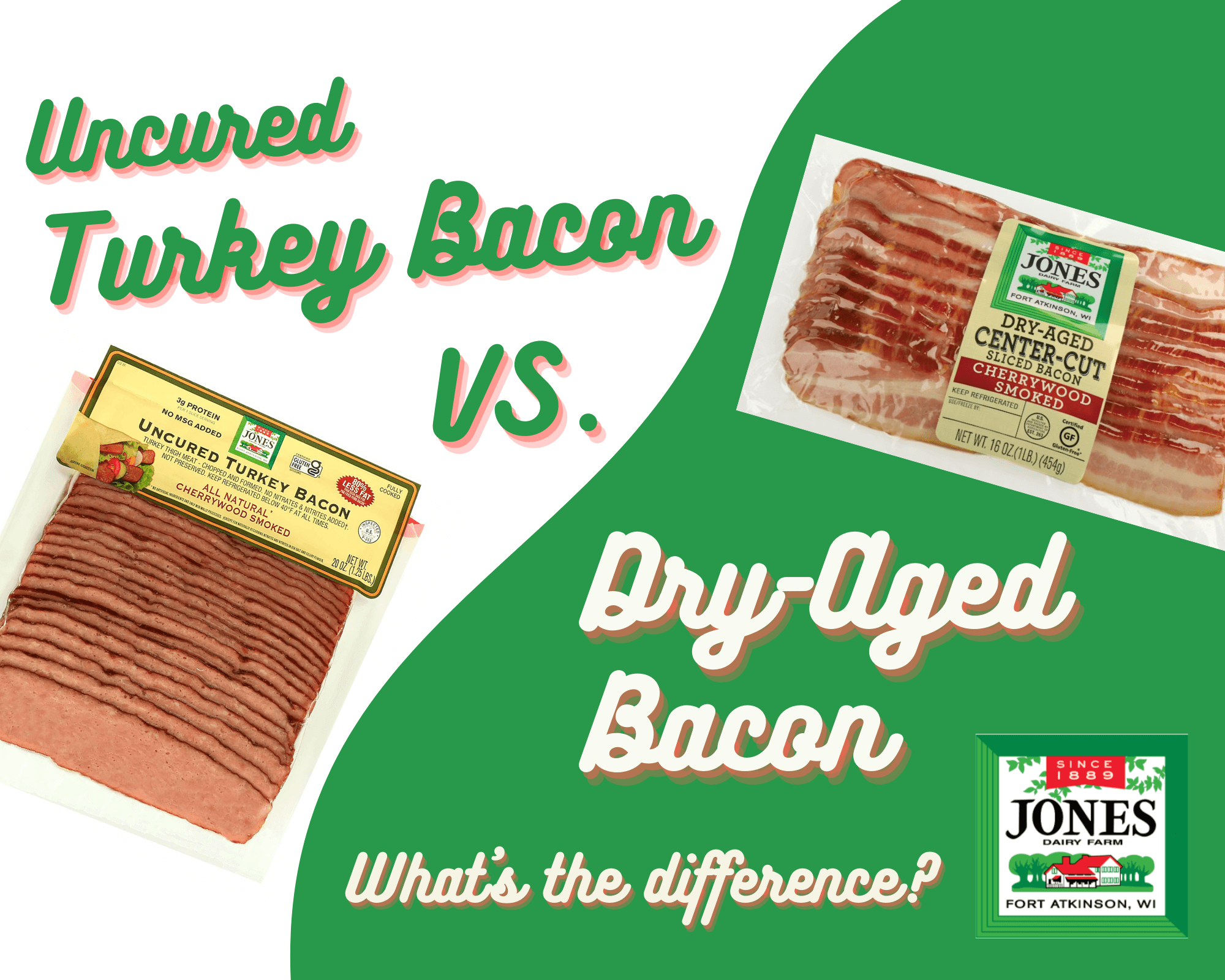 Turkey Bacon vs. Dry-Aged Bacon: What's the Difference?