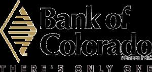 Bank of Colorado logo