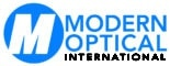 Modern Optical Logo