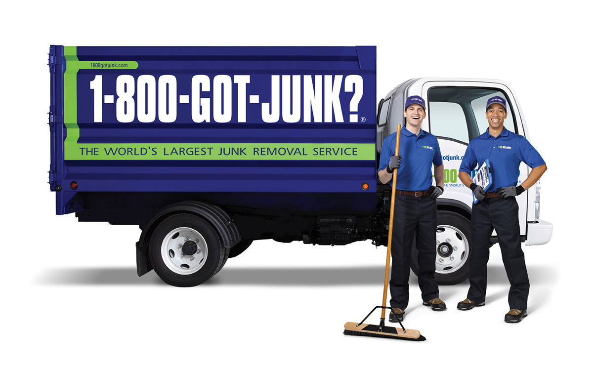 1-800-got-junk Toms - Mayblack