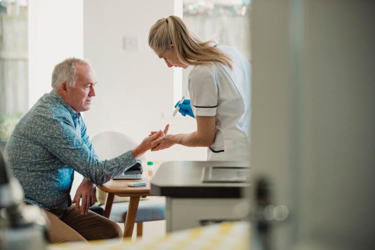 Home Diabetes Treatment