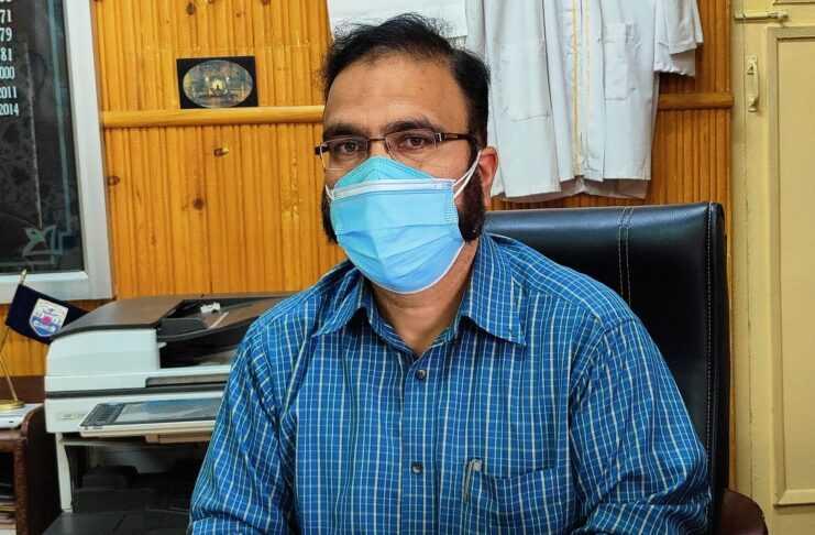 Dr M Saleem Khan