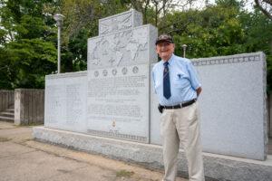 John Katsaros WWII Veteran and Hero