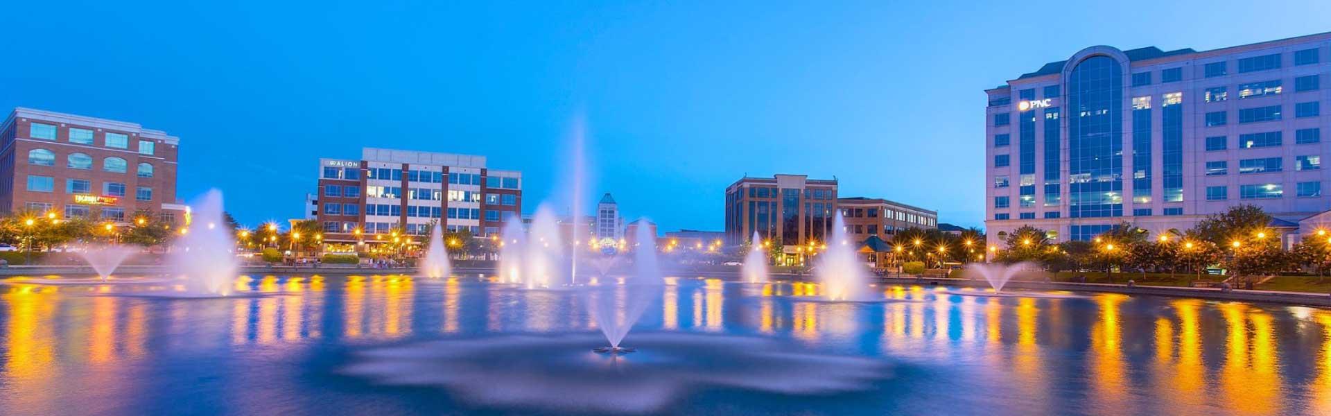 newport news city center development