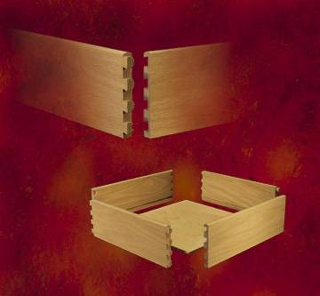Dovetail Construction