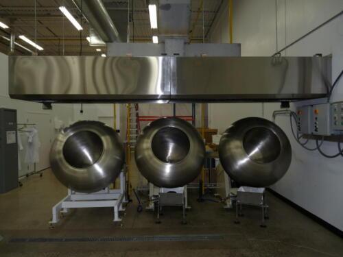 Industrial Kitchen Exhaust Hoods
