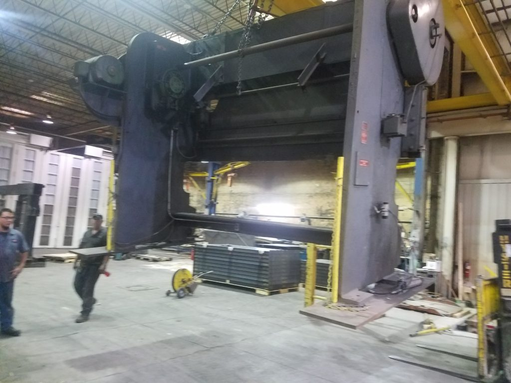 Rrmachinery Moving