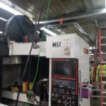 MACHINERY WAREHOUSING AND EQUIPMENT STORAGE