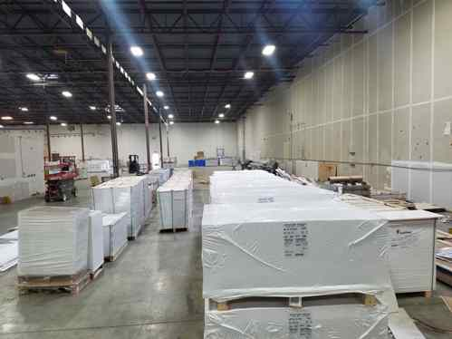 RRMachineryMoving Warehouse