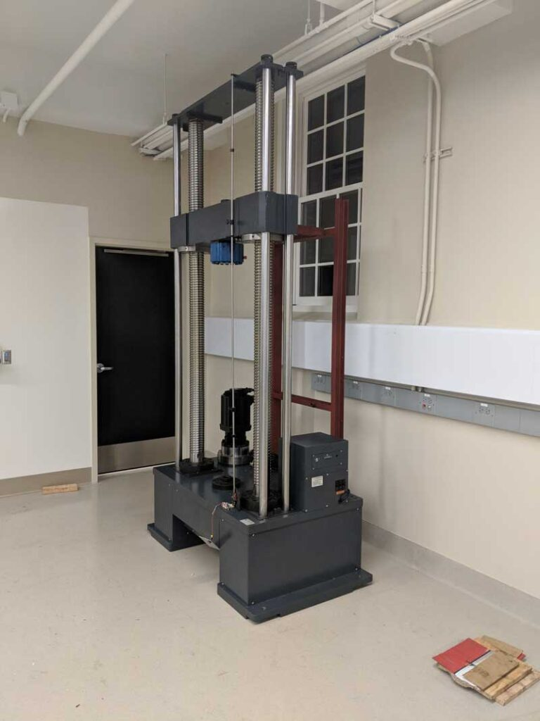 Assembled-and-placement-of-measuring-equipment