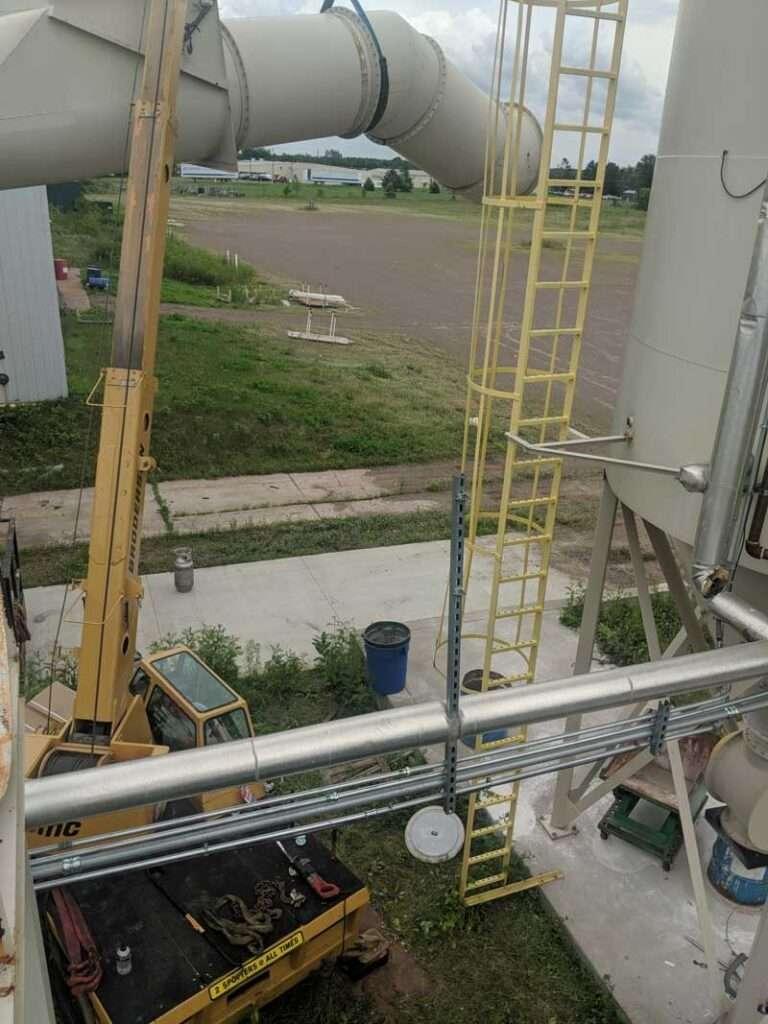Carry-deck-silo-dismantle1
