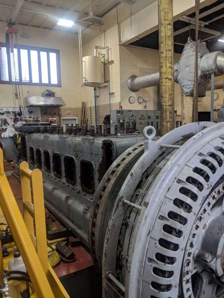 large-1940s-Era-diesel-generator