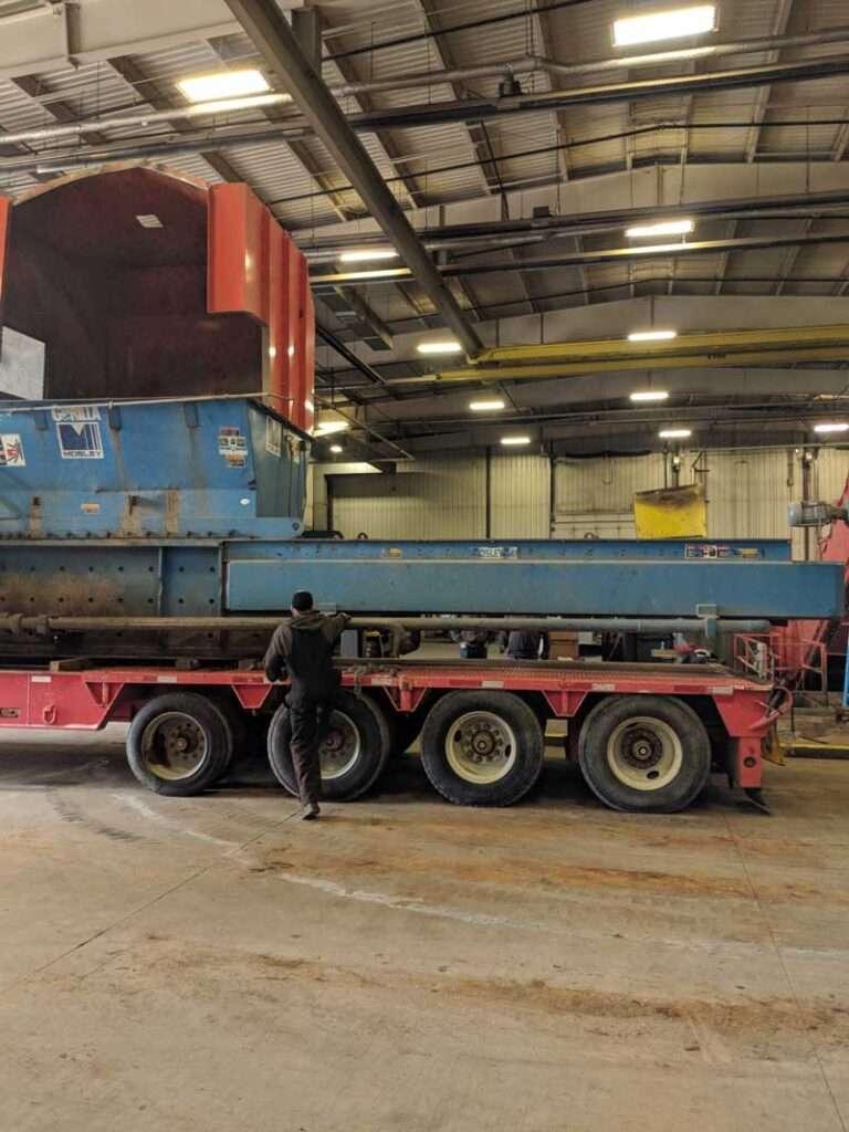 large-baler-removal