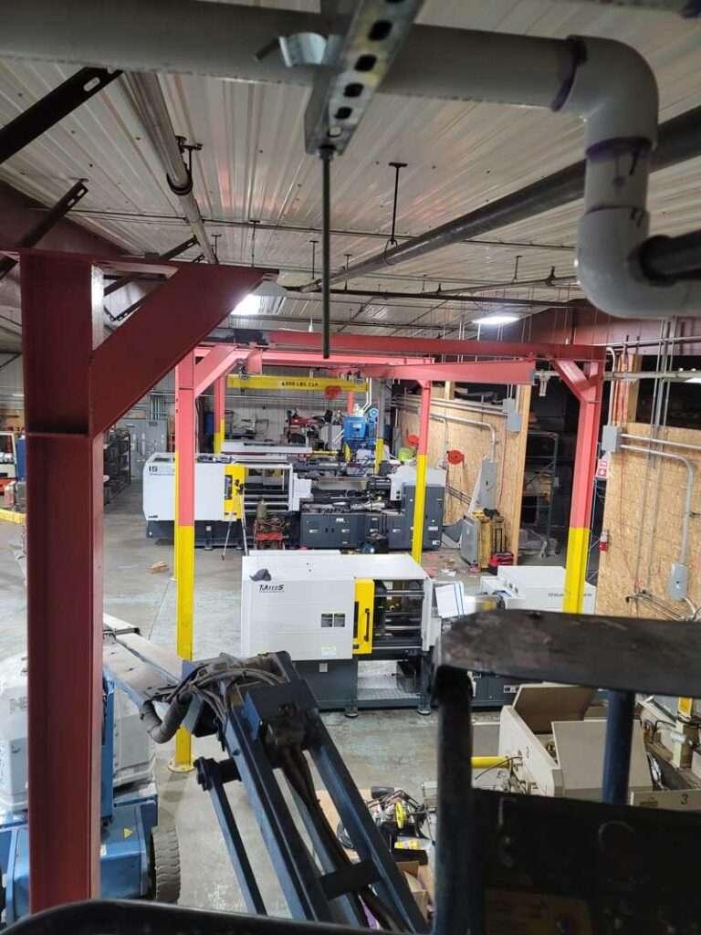 overhead-crane-assembly