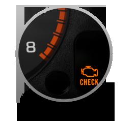 CHECK ENGINE LIGHT CODE SCAN