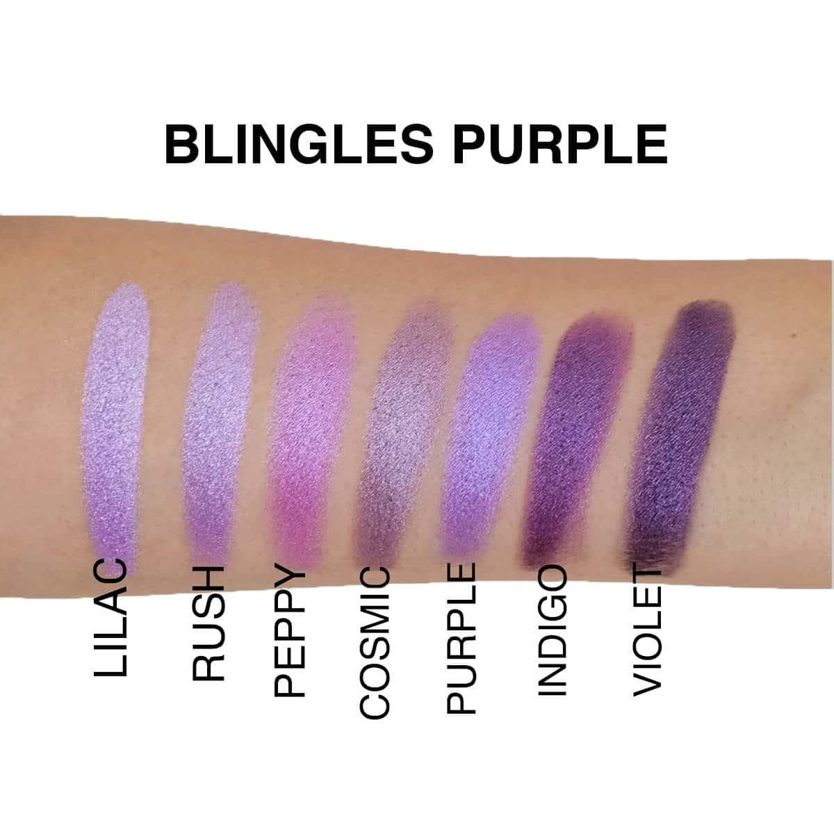 Blingles-Purple